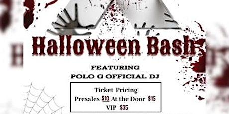 X Halloween Bash tickets