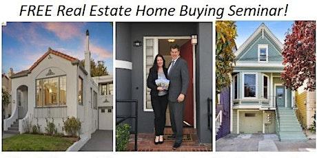 Home Buyer Webinar  - November 18th, 2020 tickets