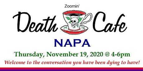 Death Café Napa ~ November 2020 tickets