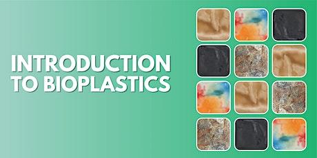 Introduction to Bioplastics tickets