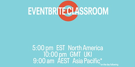 Eventbrite Classroom: Introduction to Reserved Seating tickets