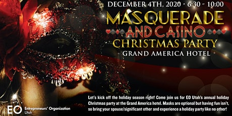 EO Utah Mascarade Christmas Party (Private Event) tickets