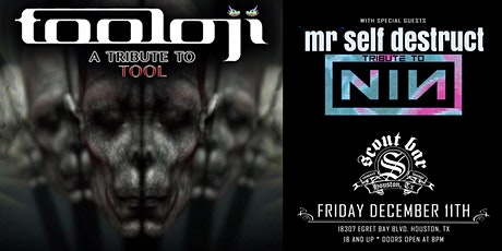 TOOLOJI- a tribute to Tool & MR SELF DESTRUCT- a tribute to Nine Inch Nails tickets