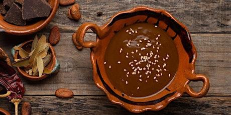 Learn @ Lunch: Meatless Mole for Dia De Los Muertos