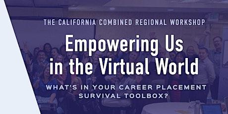 California Placement Association  Virtual Workshop tickets