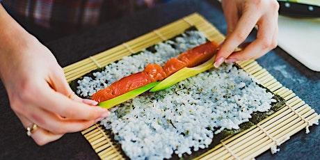 Parent & Child: Sushi Basics
