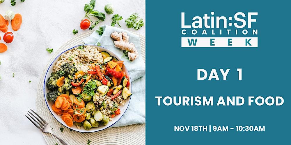 Incredible #Latam chef line up for Coalition Week, Day 1  Gabriela Camara @g_cam