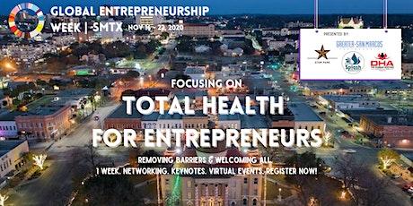 Global Entrepreneurship Week 2020 |  San Marcos, Texas tickets