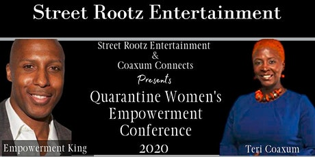 Quarantine Women Empowerment Conference 2020 Pt.3 tickets