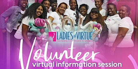 LOV 2020 Winter Volunteer Info Session tickets