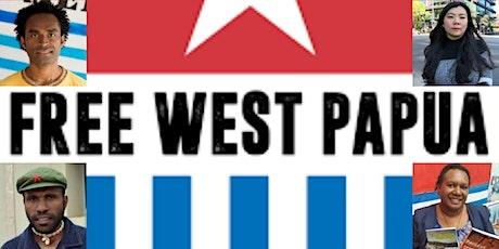 West Papuan Lives Matter tickets
