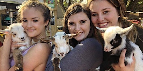 Goat Yoga Houston- Nett Bar tickets