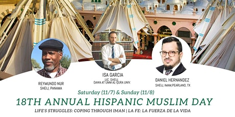 18th Annual Hispanic Muslim Day tickets
