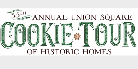 35th Annual Union Square Christmas Cookie Tour - Virtual tickets