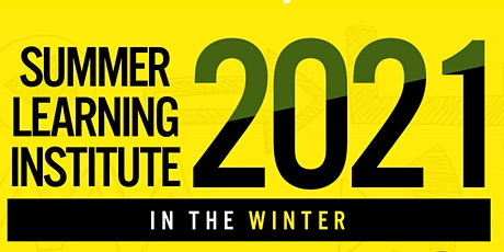 Virtual Summer Learning Institute 2021 in the Winter tickets