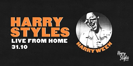 HARRYWEEN - LIVE FROM HOME entradas