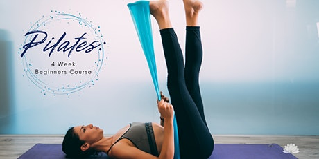 Pilates: 4wk Beginners Course tickets