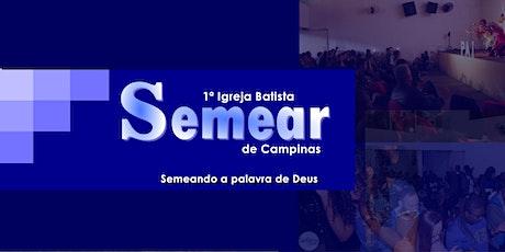 CELEBRAÇÃO DA FAMÍLIA - PRESENCIAL (MANHÃ - 09h30) | @ibsemearcampinas ingressos