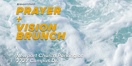 Newport Church Prayer and Vision Brunch tickets