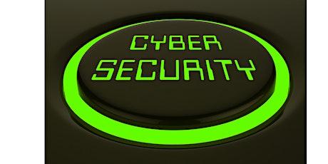 4 Weekends Cybersecurity Awareness Training Course Edinburgh tickets