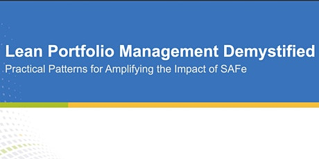 Lean Portfolio Management-Scaled Agile tickets