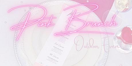 Pink Brunch tickets