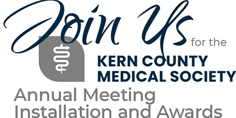 KCMS Annual Meeting, Installation and Awards tickets
