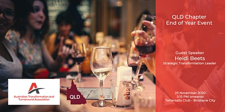AusTTA Queensland Chapter EoY Event tickets