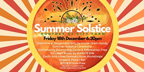Summer Solstice Cabaret tickets