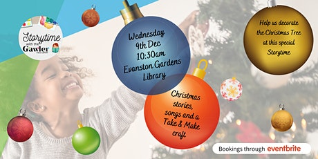 Christmas Storytime at Evanston GardensLibrary tickets