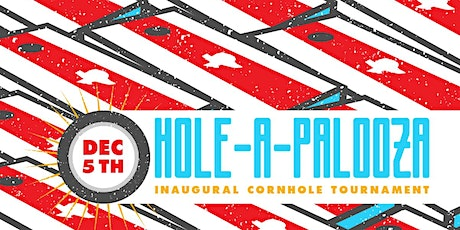 Hole-A-Palooza Cornhole Tournament tickets