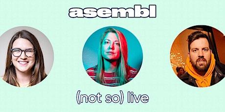 Virtual Comedy Show w/ Amy Silverberg, Laura Peek & Mike Abrusci tickets