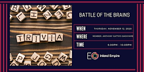 Battle of the Brains - Trivia Night tickets