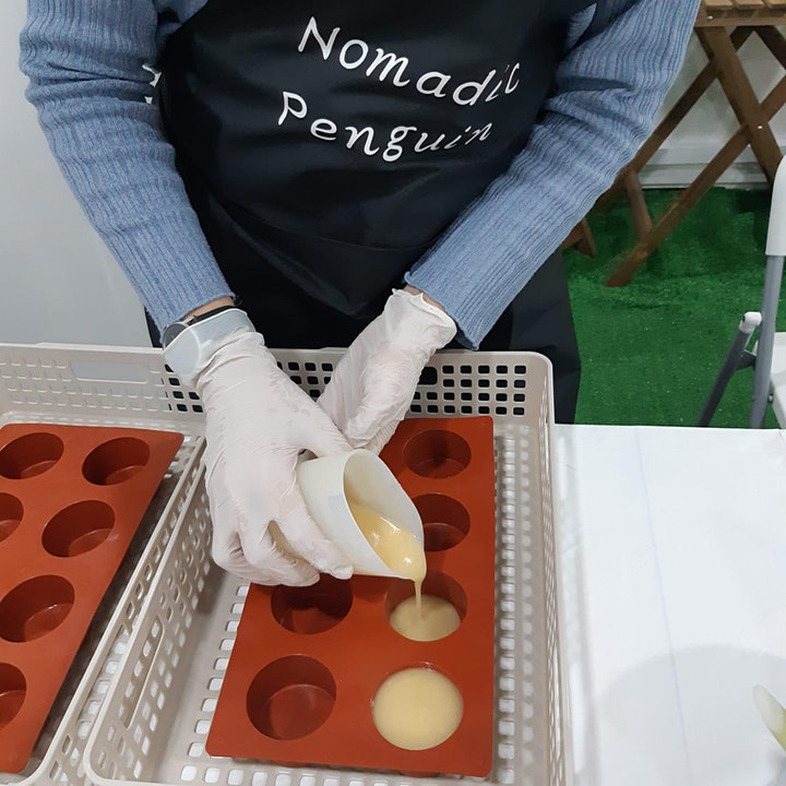 Basic Cold Process Soap Making image