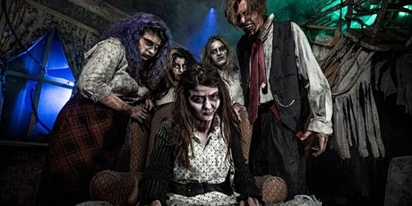 Adult Halloween Haunted House tickets