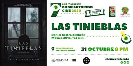 Las Tinieblas / Compartiendo Cine 2020 boletos