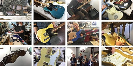 Custom Electric Guitar Building Class tickets