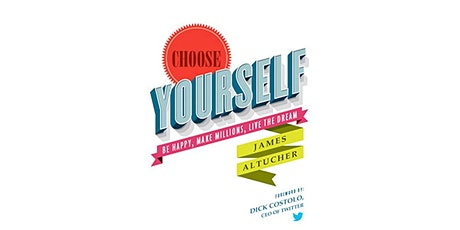 Book Review & Discussion : Choose Yourself! tickets