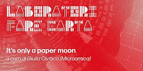 Laboratorio Fare Carta: papercutting con Giulia Civitico tickets