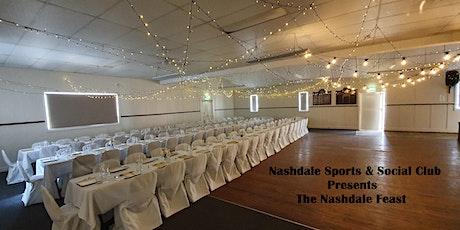 Nashdale Feast tickets