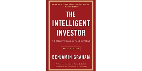 Book Review & Discussion : The Intelligent Investor tickets