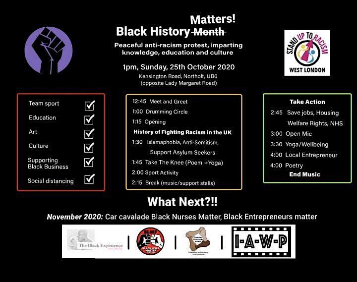 Community Circle - Black History Matters image
