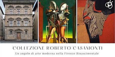 Visita alla Collezione Roberto Casamonti biglietti