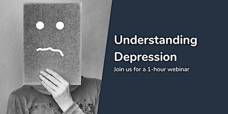 Understanding Depression tickets