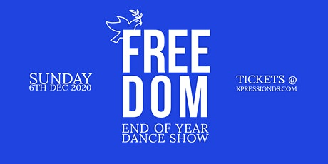 Xpression Dance Studio - END OF YEAR SHOWCASE 2020 tickets