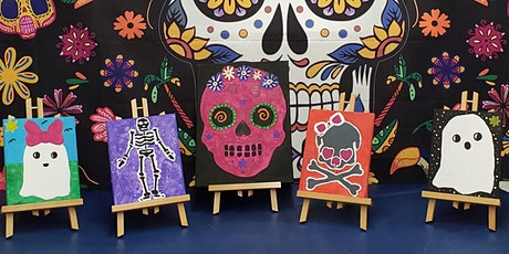 Halloween Painting Party! (Ages 8+) tickets