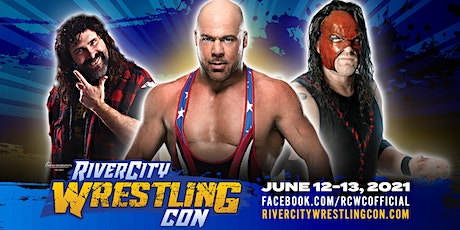 River City Wrestling Con 2021 tickets