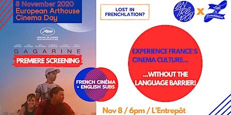 """Premiere Screening: """"Gagarine"""" billets"""