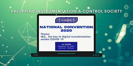 PICS National Convention 2020 tickets