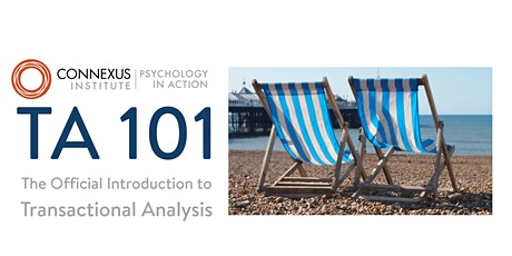 TA101: 'Introduction to Transactional Analysis' (2-day course) tickets